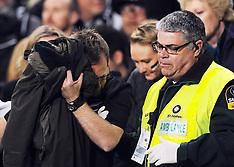 Auckland-Spectators injured after fireworks at Eden Park