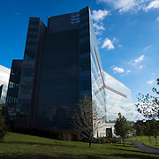 October 4, 2016 - New York, N.Y. : A view of the The City College Center for Discovery and Innovation at the City College of New York on Tuesday afternoon, October 4. <br /> CREDIT: Karsten Moran for The New York Times