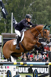 Fletcher Tina (GBR) - Ursula XII<br /> FEI Nations Cup of Sweden - Falsterbo 2012<br /> © Hippo Foto - Beatrice Scudo