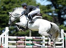 Dannevirke-Equestrian, World qualifier
