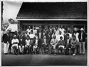 Teachers at Kibera Primary School.  (1973)