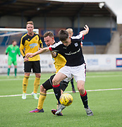Dundee's Callum Moore - Cove Rangers v Dundee under 20s pre-seson friendly at Links Park, Montrose, Photo: David Young<br /> <br />  - &copy; David Young - www.davidyoungphoto.co.uk - email: davidyoungphoto@gmail.com
