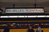Bruxelles,18/06/2014: Gare Central