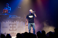Exit Prose (Tim Hammes) performs at Spirit of Hip Hop on December 2, 2016 at the Knitting Factory in Boise, Idaho. This benefit show, presented by Earthlings Entertainment, utilized their hip hop roots to raise funds for Hays House and Idaho Food Bank.<br /> <br /> Performers included Freedom Renegades, Illest*Lyricists, Exit Prose, CoreVette Dance Crew, Dirtydice, Dedicated Servers, Earthlings Entertainment, DJ Manek and Auzomatik.