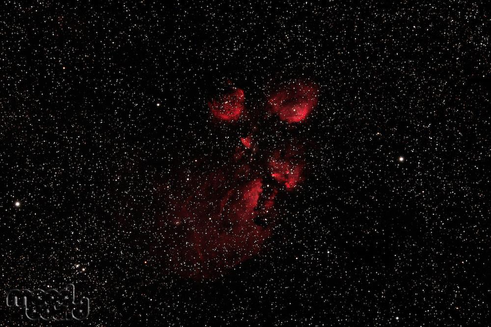 Cat's Paw Nebula  Namibia