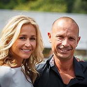 NLD/Hilversum20150825 - Najaarspresentatie RTL 2015, Wendy van Dijk en broer Mike