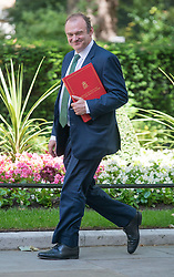 © Licensed to London News Pictures. 10/06/2014. Westminster, UK Ed Davey, Liberal Democrat MP, Energy and Climate Secretary, arrives at Cabinet 10th June 2014. Photo credit : Stephen Simpson/LNP