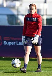 Sophie Baggaley of Bristol City - Mandatory by-line: Paul Knight/JMP - 17/11/2018 - FOOTBALL - Stoke Gifford Stadium - Bristol, England - Bristol City Women v Liverpool Women - FA Women's Super League 1