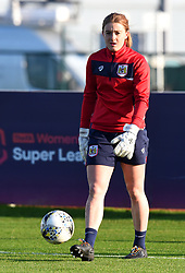 Sophie Baggaley of Bristol City - Mandatory by-line: Paul Knight/JMP - 17/11/2018 - FOOTBALL - Stoke Gifford Stadium - Bristol, England - Bristol City Women v Liverpool Women - FA Women's Super League 1