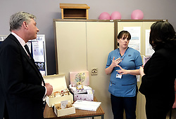 "Scottish Labour leader Richard Leonard and Health spokesperson Monica Lennon met with midwives in NHS Lanarkshire, ahead of a Scottish Labour debate which calls on the SNP Government to invest an additional £10 million for the implementation of Best Start and to investigate claims that midwives are not being given sufficient resources to do their jobs.<br /> <br /> Scottish Labour will use parliamentary time this week to call on the SNP Government to investigate reports that midwives do not have enough resources to do their jobs safely.<br /> <br /> Concerns have been raised in an open letter by midwives in NHS Lothian, which claim they do not have enough computers, equipment and pool cars.<br /> <br /> Scottish Labour have also called for an additional £10 million to be allocated towards the implementation of the Best Start recommendations, to ensure that midwives are given adequate time, training and resources.<br /> <br /> Scottish Labour Health Spokesperson Monica Lennon said:<br /> <br /> ""Midwives play a crucial role in caring for women and babies. The best way of recognising their contribution to our NHS is by making sure they have enough resources to do their jobs safely.<br /> <br /> ""That's why Scottish Labour is calling on the SNP Government to investigate reports about a lack of equipment and resources, and to provide an additional £10 million towards the implementation of the Best Start recommendations.<br /> <br /> ""The Health Secretary must listen to the concerns of midwives and take urgent action to address the workforce crisis.""<br /> <br /> Pictured: Richard Leonard and Monica Lennon chat to bereavement specialist midwife Vicky Grove <br /> <br /> Alex Todd 
