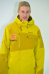 11.11.2014, MOC, München, GER, Snowboard Verband Deutschland, Einkleidung Winterkollektion 2014, im Bild Sebastian Pietrzykowski // during the Outfitting of Snowboard Association Germany e.V. Winter Collection at the MOC in München, Germany on 2014/11/11. EXPA Pictures © 2014, PhotoCredit: EXPA/ Eibner-Pressefoto/ Buthmann<br /> <br /> *****ATTENTION - OUT of GER*****