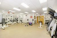 Gym at 10 Bay Street Landing