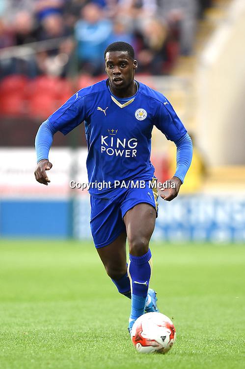 Jeffrey Schlupp, Leicester City