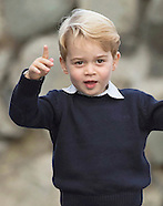 Prince George - The Favourite Child