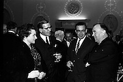 17/11/1964<br /> 11/17/1964<br /> 17 November 1964<br /> <br /> Dr. Mary O'Connor, Dr. Tommy Rutlidge, Dr Marry O'Flanagan the Registrar at College of Surgeons and Mr James O'Neill Surgeon at Temple St. Hospital