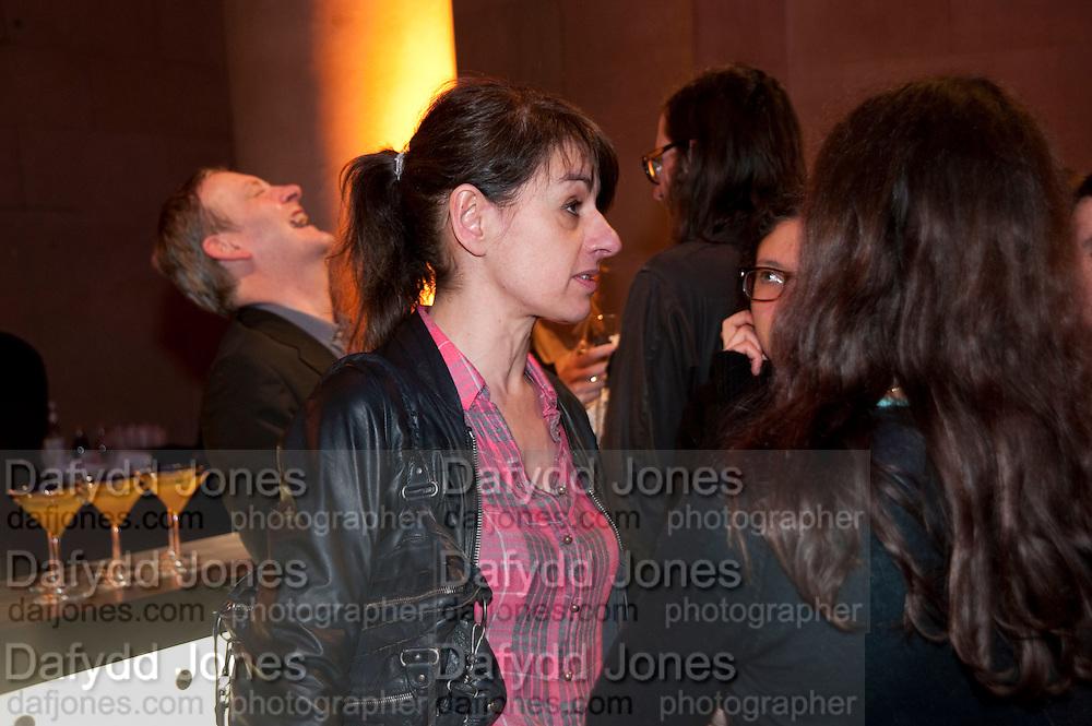 REBECCA WARREN, Turner prize 2009. Tate Britain. Millbank. London. 7 December 2009