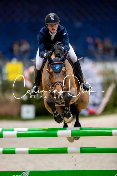 Schmitz Edouard, SUI, Cortino 46<br /> CHI Genève 2019<br /> © Hippo Foto - Dirk Caremans<br />  12/12/2019