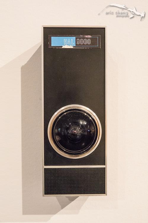 A model of HAL 9000