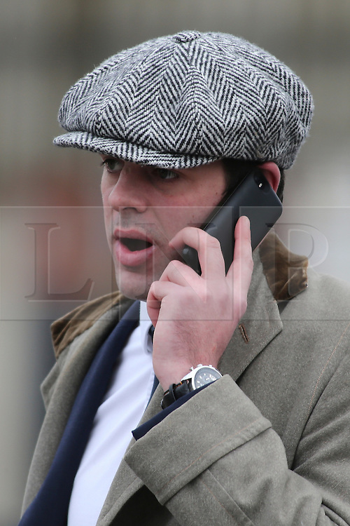 ©Licensed to London News Pictures. 31/12/2014. London. UK. Harry Soames (son of Mid Sussex MP Nicholas Soames and Great Grandson of Winston Churchill) outside Crawley Magistrates Court where he faced charges of drink driving. Harry Soames recieved a 12 month driving ban and was ordered to pay costs. Photo credit: Presspics/LNP