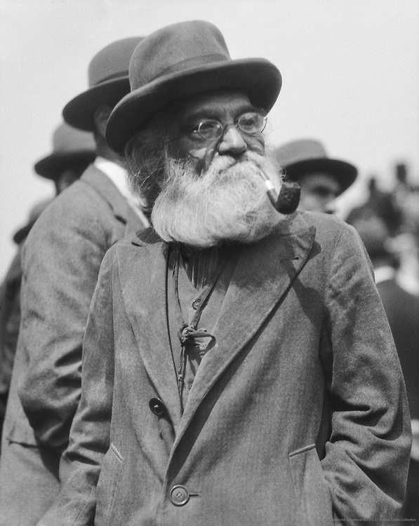 Onlooker Type at Opening Week of Coaching at Hyde Park, London, 1933