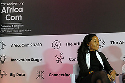 The 20th Anniversary AfricaCom Launch in Johannesburg on the 12th July 2017.