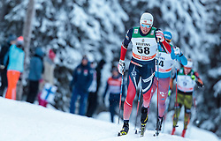 27.11.2016, Nordic Arena, Ruka, FIN, FIS Weltcup Langlauf, Nordic Opening, Kuusamo, Herren, im Bild Emil Iversen (NOR) // Emil Iversen of Norway during the Mens FIS Cross Country World Cup of the Nordic Opening at the Nordic Arena in Ruka, Finland on 2016/11/27. EXPA Pictures © 2016, PhotoCredit: EXPA/ JFK