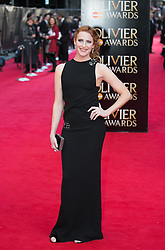 The Laurence Olivier Awards - Red Carpet Arrivals. Rosalie Craig attends The Laurence Olivier Awards at the Royal Opera House, London, United Kingdom. Sunday, 13th April 2014. Picture by Daniel Leal-Olivas / i-Images