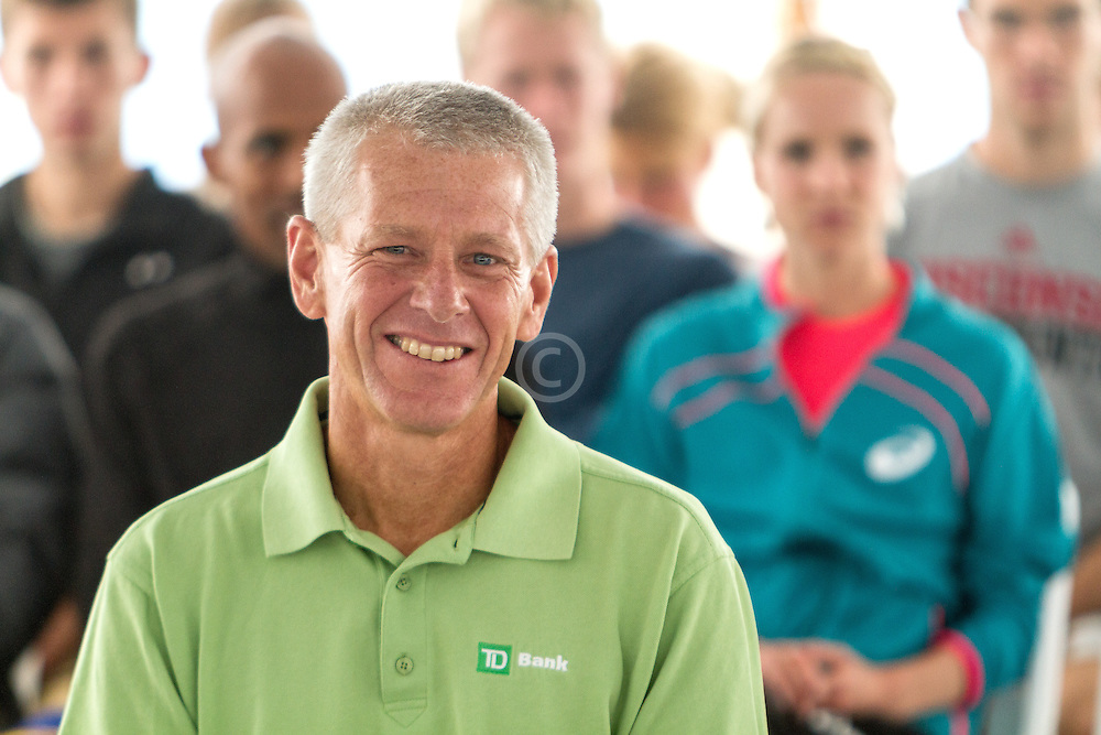 Beach to Beacon 10K, Larry Wold, TD Bank
