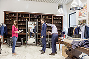 Naples, Kiton, made to measure fashion clothes