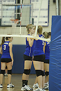 MCHS JV Volleyball .vs George Mason   .10/21/2008