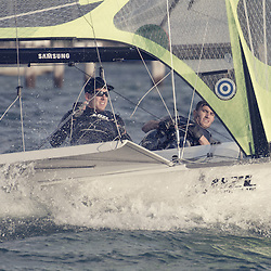 Peter Burling and Blair Tuke<br />