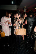SILVIA USLENGHI; CAROLINE YEO, InStyle Best Of British Talent , Shoreditch House, Ebor Street, London, E1 6AW, 26 January 2011