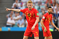 Kevin DE BRUYNE (BEL), Gestik,gibt Anweisungen, Aktion. Belgien (BEL) - Panama (PAN) 3-0, Vorrunde, Gruppe G, Spiel 13, am 18.06.2018 in SOTSCHI,Fisht Olymipic Stadium. Fussball Weltmeisterschaft 2018 in Russland vom 14.06. - 15.07.2018. *** Kevin DE BRUYNE BEL gives directions Action Belgium BEL Panama PAN 3 0 Preliminary Group G Match 13 on 18 06 2018 in SOCHI Fisht Olymipic Stadium Football World Cup 2018 in Russia from 14 06 15 07 2018