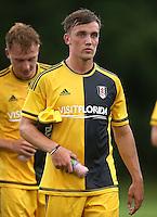 Fulham's Lasse Vigen Christensen