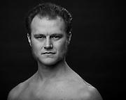 Cason MacBride poses for his headshot in San Jose, California, on November 19, 2015. (Stan Olszewski/SOSKIphoto)