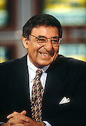 White House Chief of Staff Leon Panetta on NBC's Meet the Press December 15, 1996 in Washington, DC.