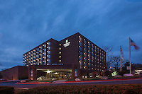 Architectural image of Maryland hotel by hospitality architectural photographer Jeffrey Sauers of Commercial Photographics In Washington DC, Virginia to Florida and PA to New England