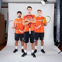 Men Tennis Schedule Promo