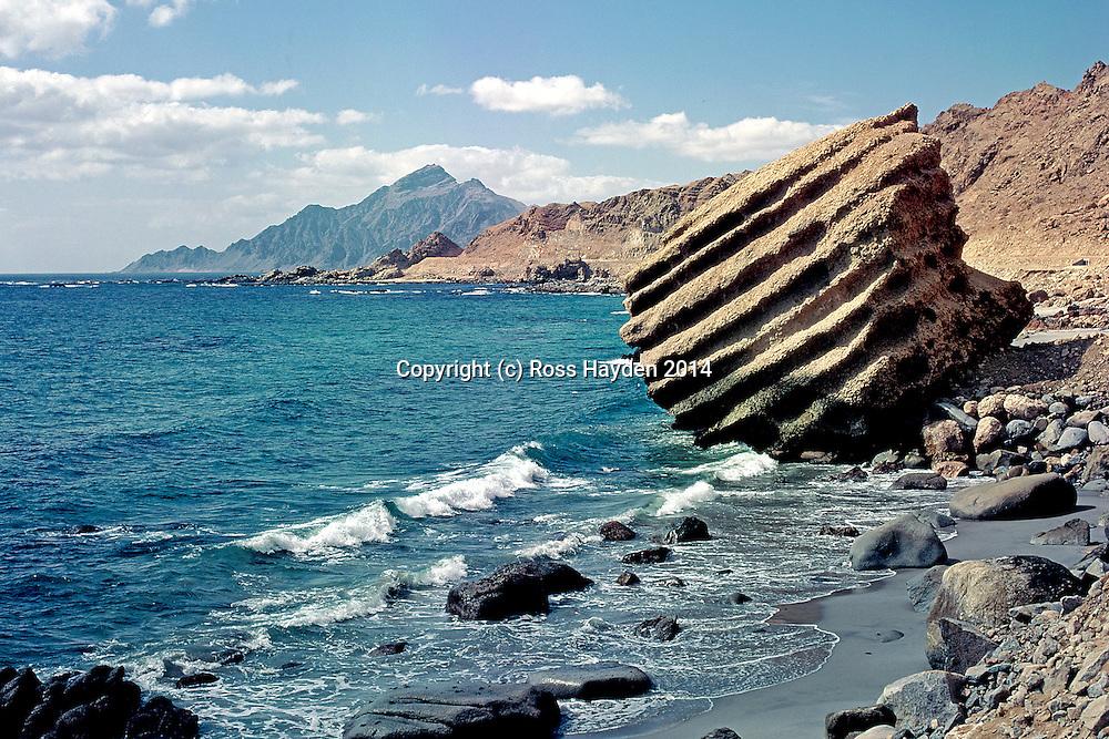 Kaffir's Rock, Hadbeen