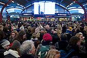 Chaos op Utrecht CS - Chaos on Utrecht CS