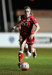 - Mandatory by-line: Dougie Allward/JMP - Mobile: 07966 386802 - 23/03/2016 - FOOTBALL - Stoke Gifford Stadium - Bristol, England - Bristol City Women v Yeovil Town Ladies - FA Women's Super League 2