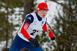 RUMYANTSEVA Ekaterina, RUS, Long Distance Biathlon, 2015 IPC Nordic and Biathlon World Cup Finals, Surnadal, Norway