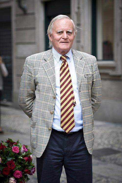 Milan, Italy 25 September 2012<br /> Portrait of Marco Torrani, president of Brera Design District.<br /> Photo: Ezequiel Scagnetti &copy; European Union