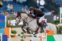Verlooy Jos, BEL, Caracas<br /> Stuttgart - German Masters 2019<br /> © Hippo Foto - Stefan Lafrentz<br /> 14/11/2019