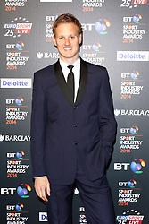© Licensed to London News Pictures. 08/05/2014, UK. Dan Walker, BT Sport Industry Awards 2014, Battersea Evolution, London UK, 08 May 2014. Photo credit : Brett D. Cove/Piqtured/LNP