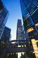 Shiodome City Centre, Tokyo, Japan