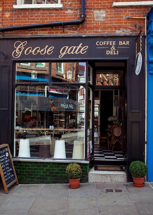 Goose Gate Deli, Hockley, Nottingham