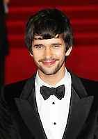LONDON - OCTOBER 23: Ben Whishaw attended the Royal World Film Premiere of 'Skyfall' at the Royal Albert Hall, London, UK. October 23, 2012. (Photo by Richard Goldschmidt)