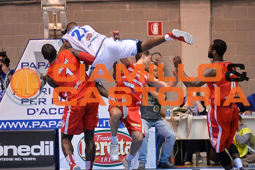 Oderah Anosike <br /> Pallacanestro Cantu' - Openjobmetis Varese <br /> Basket serie A 2016/2017<br /> Desio 02/04/2017<br /> Foto Ciamillo-Castoria