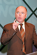 Jack Dromey, Deputy General Secretary Transport and General Workers Union speaking at the TUC 2005 ...© Martin Jenkinson, tel 0114 258 6808 mobile 07831 189363 email martin@pressphotos.co.uk. Copyright Designs & Patents Act 1988, moral rights asserted credit required. No part of this photo to be stored, reproduced, manipulated or transmitted to third parties by any means without prior written permission